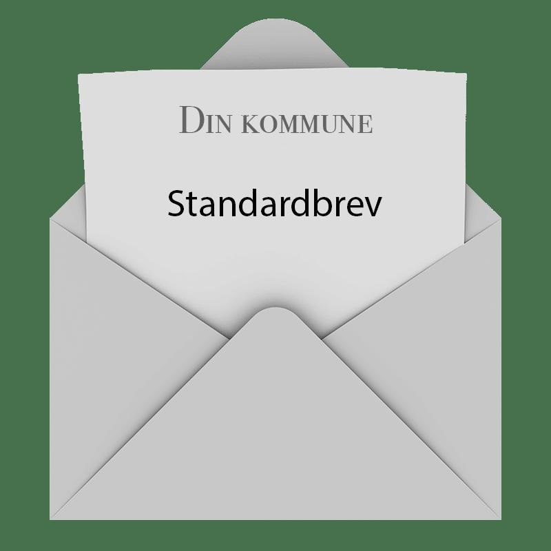 standardbrev